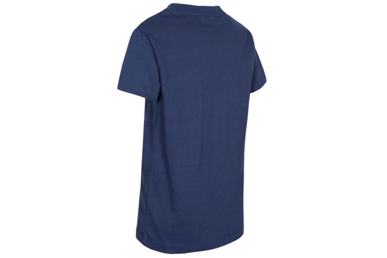 Trespass Childrens Boys Lowie T-Shirt (Navy) (9/10 Years)