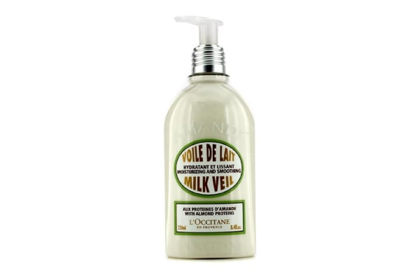 L'Occitane Almond Milk Veil (Moisturizing And Smoothing) (250ml/8.4oz)
