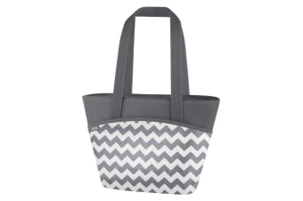 Thermos Raya 9 Can Lunch Tote (Grey)