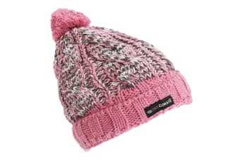 ProClimate Womens/Ladies Thinsulate Beanie Hat (Pink)