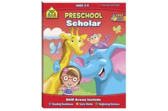 Preschool Super Scholar - Super Scholar Workbooks