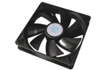 Coolermaster SI1 120mm Silent Operation FAN. Sleeve Bearing for durability and enhance cooling. Black. Retail Pack