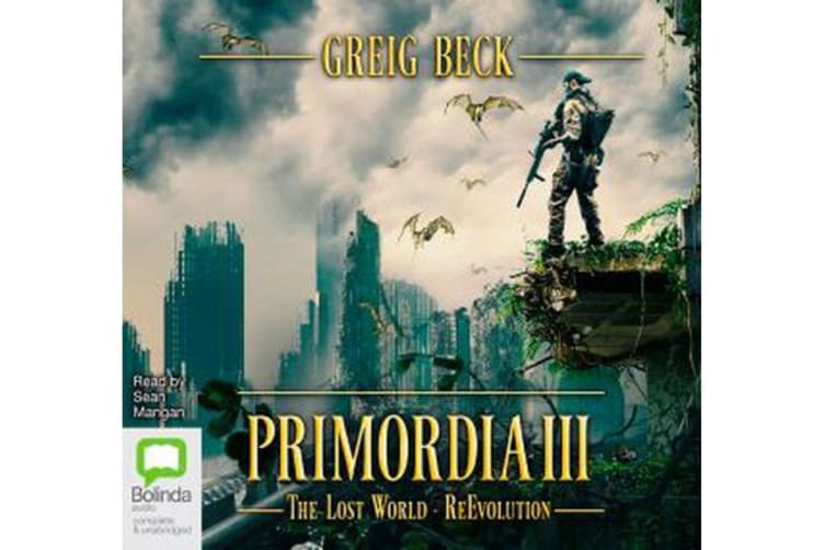 Primordia III - The Lost World - ReEvolution