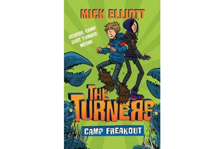Camp Freakout - The Turners Book 2