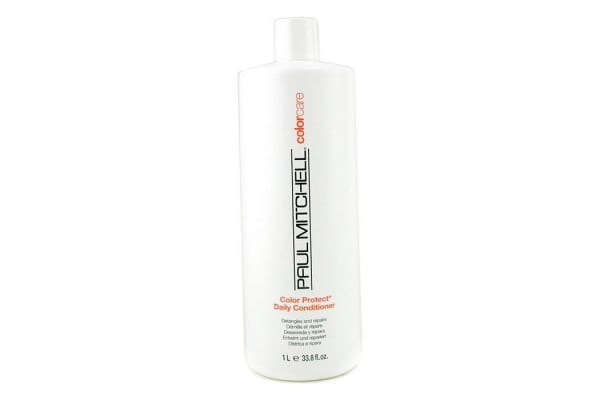 Paul Mitchell Color Care Color Protect Daily Conditioner (Detangles and Repairs) (1000ml/33.8oz)