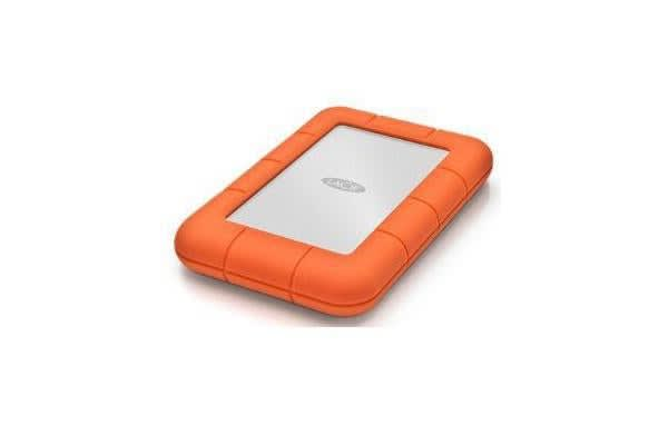 LACIE 1TB RUGGED MINI USB3.0 PORTABLE DRIVE