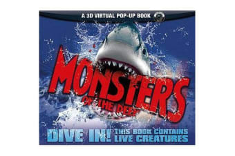 Monsters of the Deep - An Augmented Reality Book