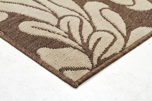 Bloom Natural Outdoor Rug 270X180cm
