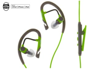 Klipsch Green Image A5i Sport Earphones Headset Mic for iPhone iPod iPad Apple
