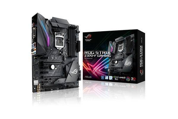ASUS ROG STRIX Z370-F GAMING ATX Form