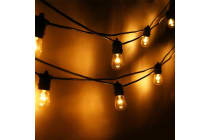 18M Festoon String Light (Oval Globe)