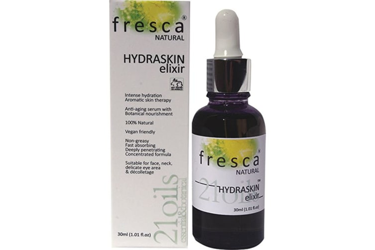Fresca Natural Hydraskin Elixir (21 Oils) 30ml