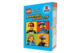 LEGO City - Adventures in LEGO City Boxed Set (2nd Edition)