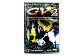 GV2 - Graffiti Verite 2 - Series Region 4 Rare- Aus Stock DVD NEW