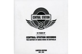 30 Years Of Central Station Records: History Of Dance Music In Australia NEW