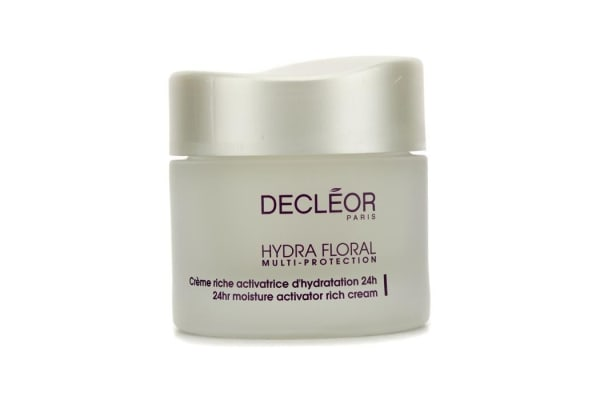 Decleor Hydra Floral 24hr Hydrating Rich Cream (50ml/1.69oz)