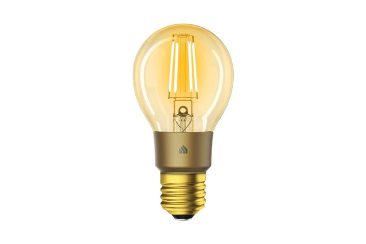 TP-Link Kasa Filament Smart Bulb - Warm Amber/Edison Screw Fitting (KL60)
