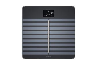 Nokia Body Cardio WiFi Smart Scale (Black)