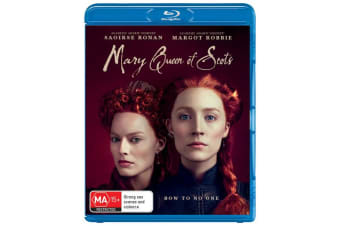 Mary Queen of Scots Blu-ray Region B