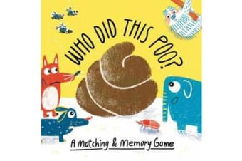 Who Did This Poo? - A Matching & Memory Game
