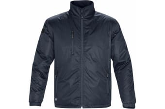 Stormtech Mens Axis Water Resistant Jacket (Navy/Navy) (2XL)