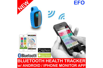 Bluetooth Health Tracker Pedometer Sleep Monitor Calories Android Ios App Bt005