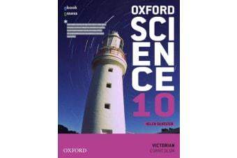 Oxford Science 10 Victorian Curriculum Student Book + obook assess