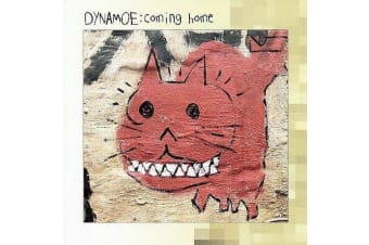 Coming Home by Dynamoe BRAND NEW SEALED MUSIC ALBUM CD - AU STOCK