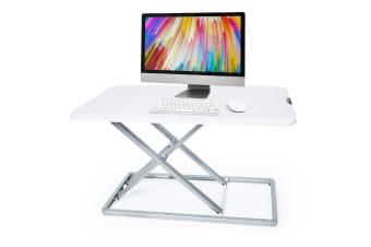 AVANTE Desk Riser Office Shelf Standup Sit Stand Height Standing Laptop Study