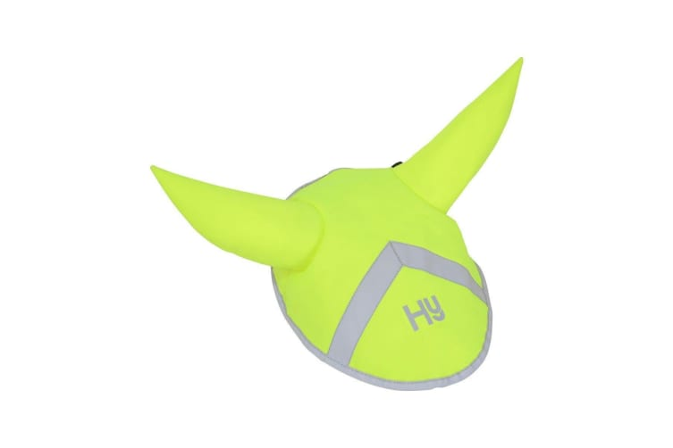 HyVIZ Reflector Ear Bonnet (Yellow) (Full)