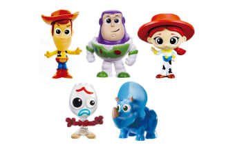 Toy Story 4 Minis 5 Pack Figures