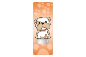 Foufou Dog Bookmark (Bulldog)