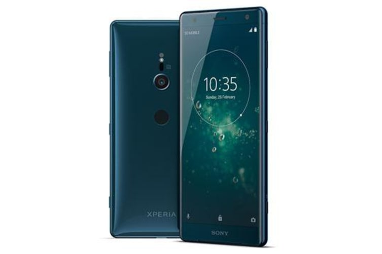New Sony Xperia XZ2 H8296 Dual SIM 64GB 4G LTE Smartphone Green (FREE DELIVERY + 1 YEAR AU WARRANTY)