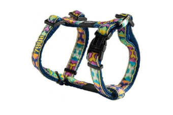 Rogz Fancy H Harness PopArt - M