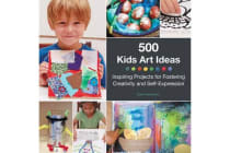 500 Kids Art Ideas - Inspiring Projects for Fostering Creativity and Self-Expression