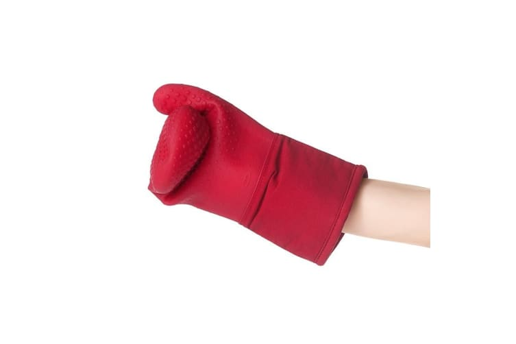 Oxo Good Grips Silicone Oven Mitt Red