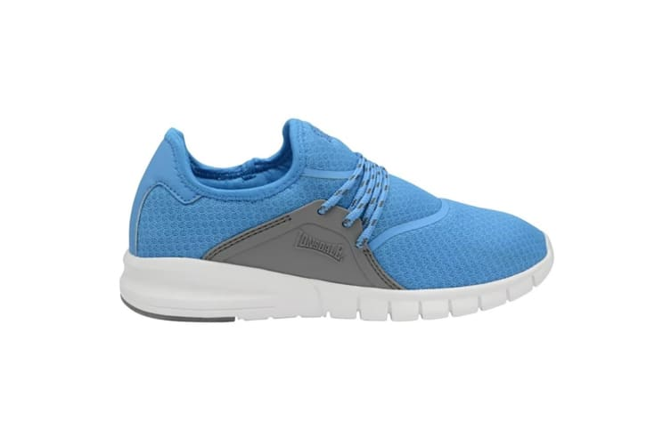 Lonsdale Womens/Ladies Sirius Trainers (Process Blue/Grey) (6 UK)