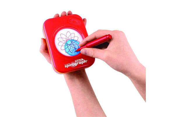 Spirograph Travel Kit