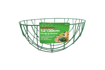Ambassador Hanging Basket (Green)