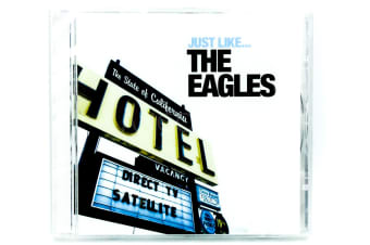 Just Like... The Eagles BRAND NEW SEALED MUSIC ALBUM CD - AU STOCK