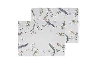 Ecology Greenhouse Large Placemats Set of 2