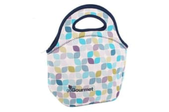 Go Gourmet Insulated Lunch Bag - Neo Leaf