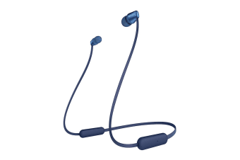 Sony WI-C310 Wireless In-Ear Headphones (Blue)