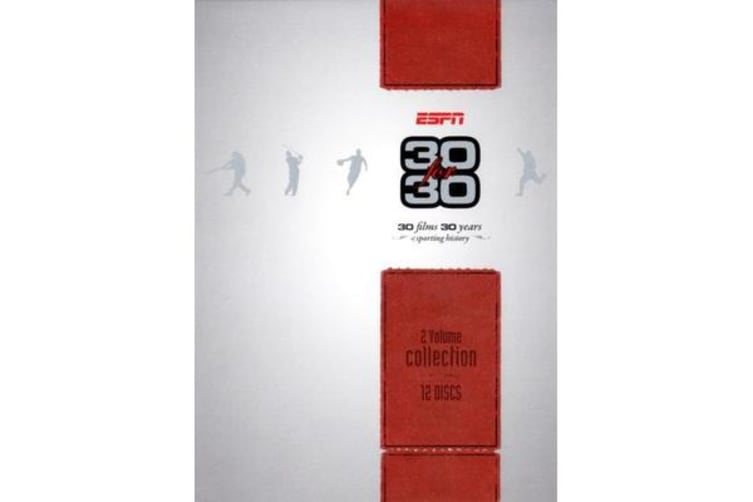 ESPN 30 Films 30 Years of Sporting History