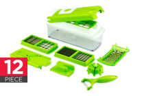 Multi-Purpose 12 Piece Slicer