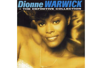 Dionne Warwick - The Definitive Collection BRAND NEW SEALED MUSIC ALBUM CD