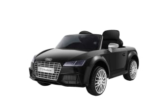 Audi Licensed Kids Ride On Cars Electric Car Children Toy Cars Battery Black