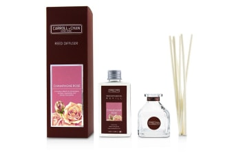 The Candle Company (Carroll & Chan) Reed Diffuser - Champagne Rose 100ml/3.38oz