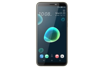 HTC Desire 12+ Dual SIM (32GB, Gold)