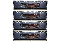 G.SKILL Flare X 64GB F4-2933C16Q-64GFX For AMD Ryzen / Threadripper 64GB (4  x 16GB) DDR4 2933MHz